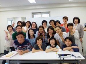 さとう式リンパケアインストラクター東京27期