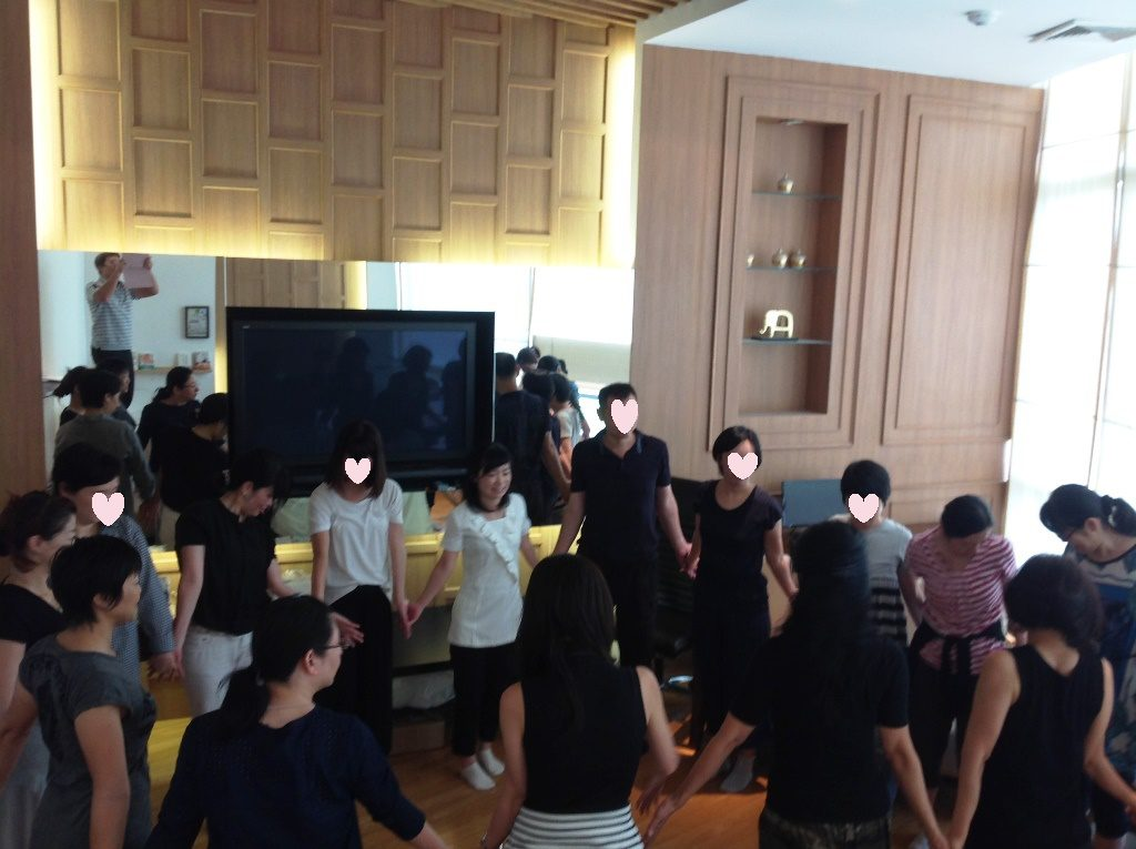 タイ バンコクでのさとう式リンパケアセミナー