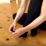 太らない身体をつくる 食後の≪足指ワイワイ体操≫